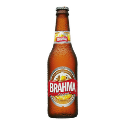 Cerveja Brahma Chopp Pilsen 355 mL
