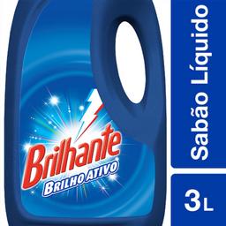 Sabão Líquido Brilhante 3 L