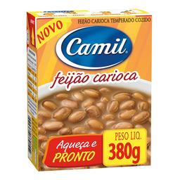 Feijão Carioca Pronto Tipo 1 Camil 380 g