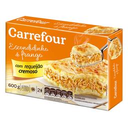 Escondidinho De Frango Com Requeijão Cremoso Carrefour 600 g