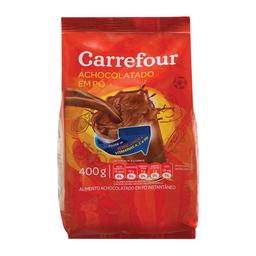 Achocolatado Em Pó Instantâneo Carrefour Sachê 400 g