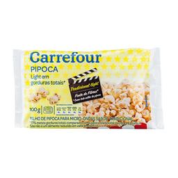 Milho Para Pipoca Tradicional Light Carrefour 100 g