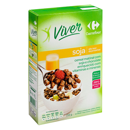 Cereal Matinal Sabor Choclate Carrefour Viver 250 g