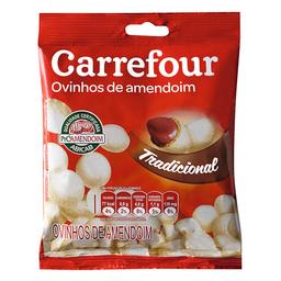 Amendoim Ovinho Sabor Tradicional Carrefour 100 g