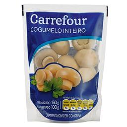 Cogumelo Champignon Em Conserva Carrefour 100 g