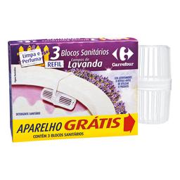 Desodorizador Sanitário Lavanda Carrefour