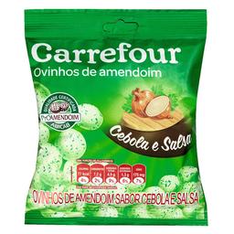 Amendoim Ovinho Cebola E Salsa Carrefour 100 g