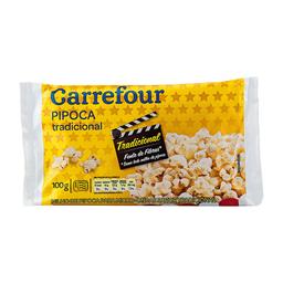 Milho Para Pipoca Tradicional Carrefour 100 g