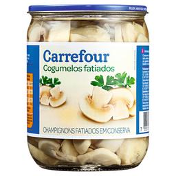 Cogumelo Paris Fresco Fatiado Carrefour 200 g