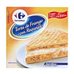 Torta Carrefour De Frango Com Requeijão 260 g