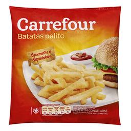 Batata Frita Congelada Palito Carrefour 700 g