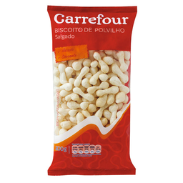 Biscoito De Polvilho Salgado Carrefour 200 g
