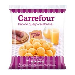 Pão De Queijo Com Calabresa Carrefour 400 g