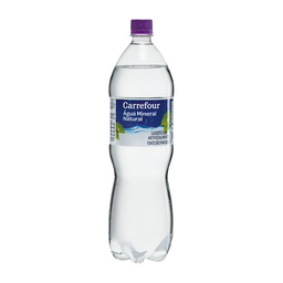 Água Mineral Com Gás Carrefour 1,5 Litros