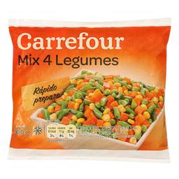 Mix De Legumes Congelado Picado Carrefour