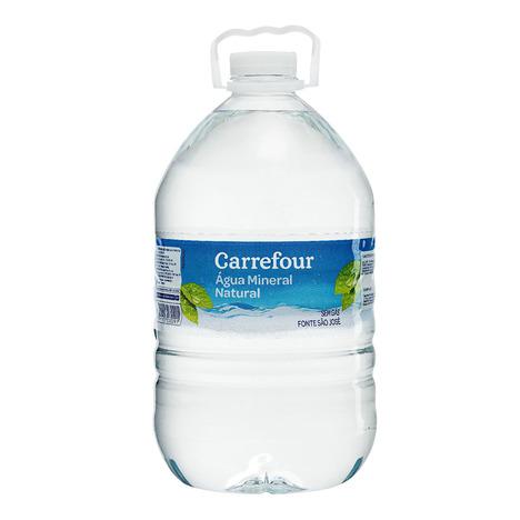 Carrefour Água Mineral Sem Gas
