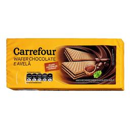 Wafer Chocolate E Avelã Carrefour 150 g