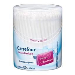 Haste Flexível Carrefour 150 Unidades