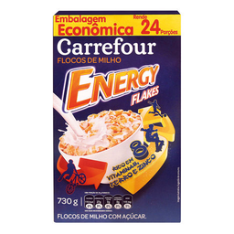 Cereal Matinal Carrefour Energy 730 g