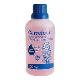 Removedor De Esmalte Carrefour 100 mL
