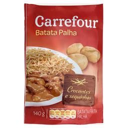 Batata Frita Palha Carrefour 140 g