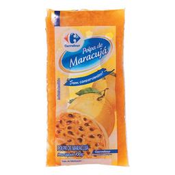 Polpa De Maracujá Carrefour 100 g