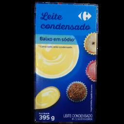 Leite Condensado Carrefour 395G