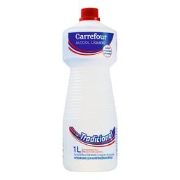 Álcool Carrefour Tradicional 1 L