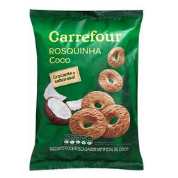 Rosquinha Coco Carrefour 335G