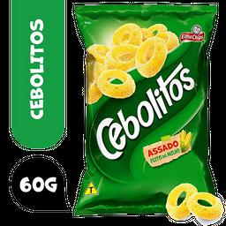 Salgadinho de Milho Cebola Elma Chips Cebolitos Pacote 60g