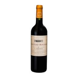 30% de DESCONTO na 2 UND Vinho Tinto Château Rougier 2015 750 m