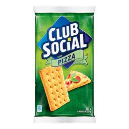 Biscoito De Pizza Club Social 141G
