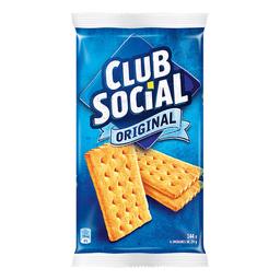 Biscoito Original Club Social 144G