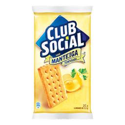 Biscoito Manteiga Club Social 141G