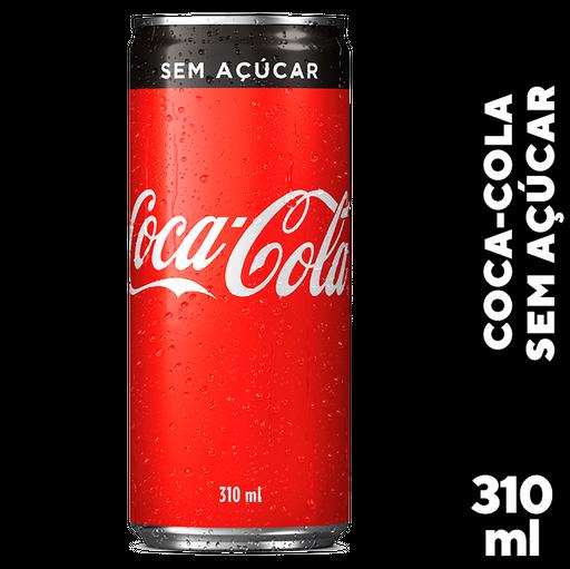Coca-Cola Refrigerante De Cola Sem Açúcar