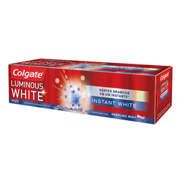 Creme Dental Colgate Luminous White Instant Menta 70 g