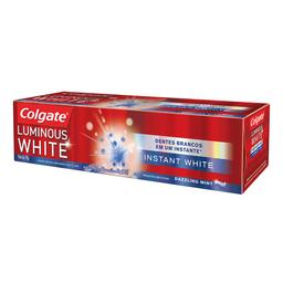 Creme Dental Colgate Luminous White Instant Menta 70 g