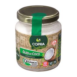 Óleo De Coco Orgânico Extra Virgem Copra 200 mL