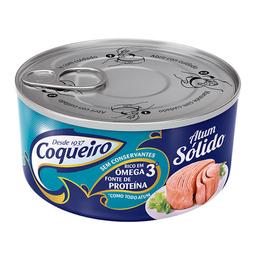 Atum Sólido Em Óleo Coqueiro 170 g