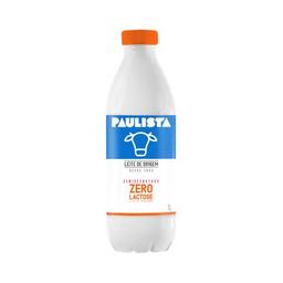 Leite Semi Desnatado Sem Lactose Danone Paulista 1 Litro