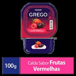 Iogurte Grego Danone Frutas Vermelhas 100G