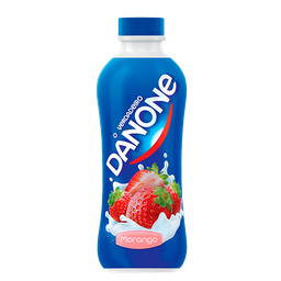 Iogurte Líquido Danone Morango 900G