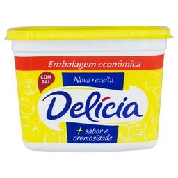 Margarina Com Sal Delícia 1Kg