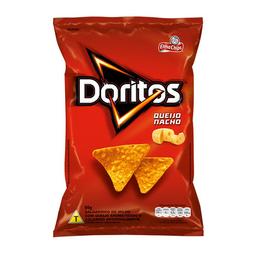 3x2 Salgadinho Doritos Sabor Queijo Nacho Elma Chips 96G