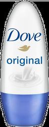 Desodorante Roll-On Dove Original Feminino 50Ml/53G