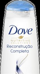 Shampoo Dove Reconstrução Completa 400 mL
