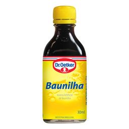 Essência De Baunilha Dr. Oetker 30 mL