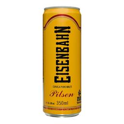 Cerveja Eisenbahn Pilsen 350 mL