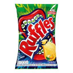 Batata Frita Elma Chips Ondulado Cebola E Salsa Ruffles 96G