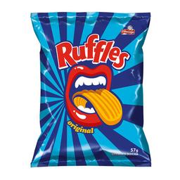 Batata Frita Elma Chips Ondulado Clássica Ruffles 57G